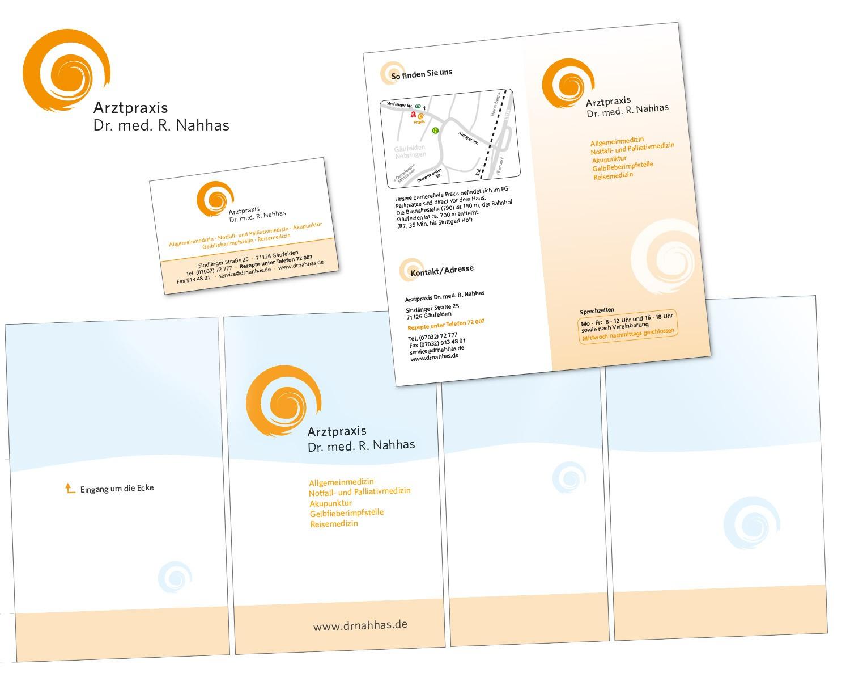 grellgelb . Logoentwicklung & Drucksachengestaltung